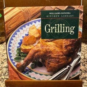 William-Sonoma Grilling Cookbook Vintage 1997